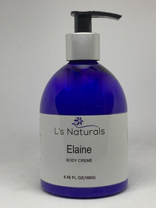 Elaine Body Creme - L's Naturals | Bath & Body Boutique