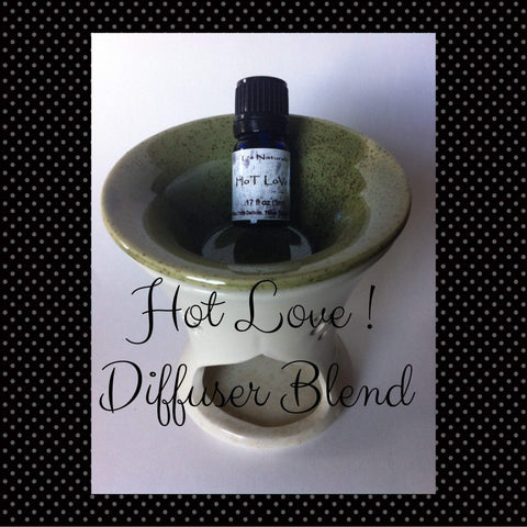 HoT LoVe!!! Diffuser Blend - L's Naturals-  Bath, Body & Home Products