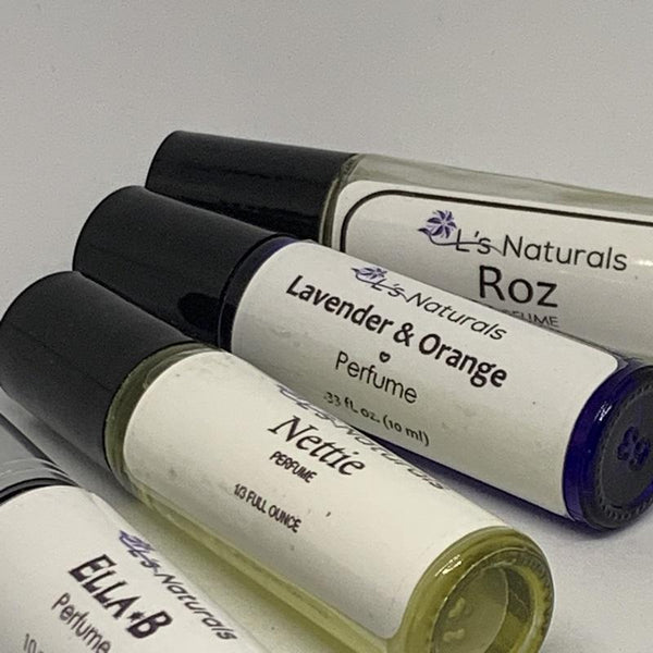 L's Naturals Roll On Perfumes - L's Naturals | Bath & Body Boutique