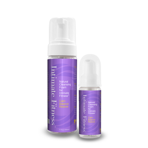 Natural Cleansing Foam for Intimate Fitness™ BUNDLE