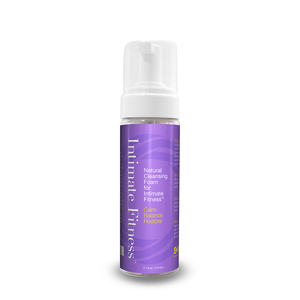 Natural Cleansing Foam for Intimate Fitness™ Large