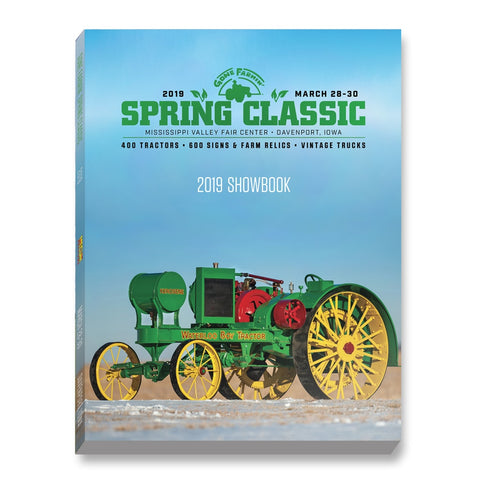 2019 Gone Farmin' Spring Classic Showbook