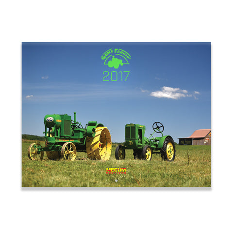 2017 Gone Farmin' 12-Month Wall Calendar