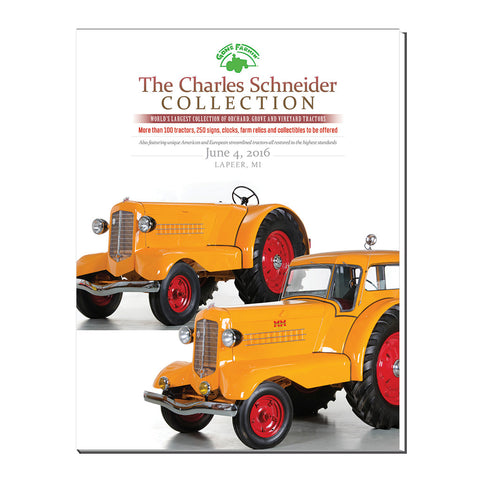 2016 Gone Farmin' The Charles Schneider Collection