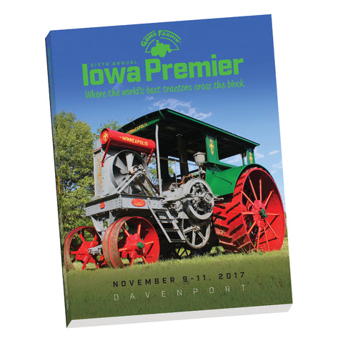 The 2017 Iowa Premier Catalog