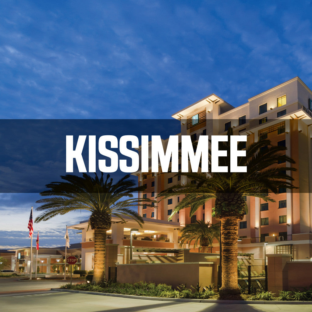 Kissimmee 2018 Host Hotel Club Package (Embassy)
