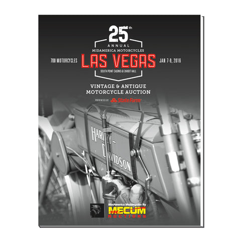 Las Vegas 2016 Motorcycle Auction Catalog