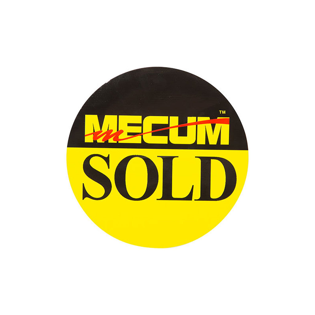 SOLD sticker