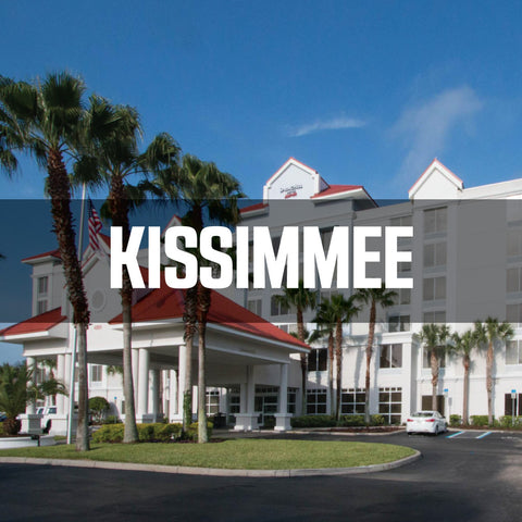 Kissimmee 2018 Host Hotel Club Package (Springhill Suites)