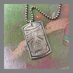 Beans - Dog Tag