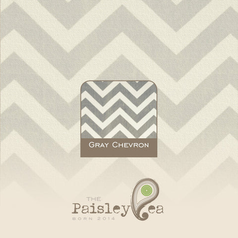 Gray Chevron