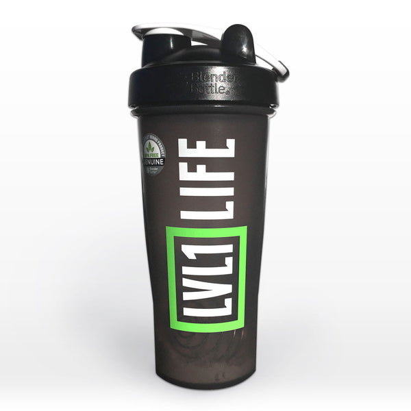 LVL1 LIFE Blender Bottle - LVL1 LIFE