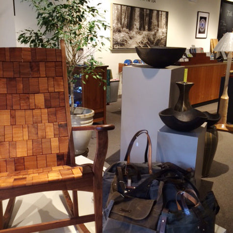 Citywoods Fine American Crafts, Jewelry and Woodworking