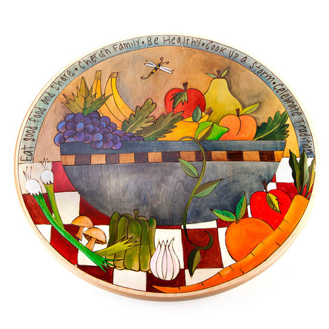 Sticks 'Fruitbowl' Lazy Susan