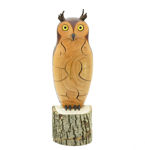 Class Menagerie Great Horned Owl Puzzle