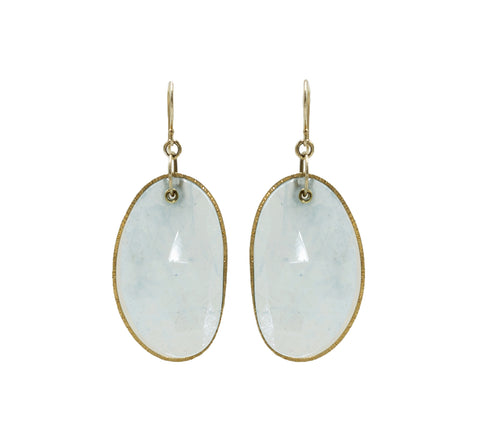 Jamie Joseph Aquamarine Earrings