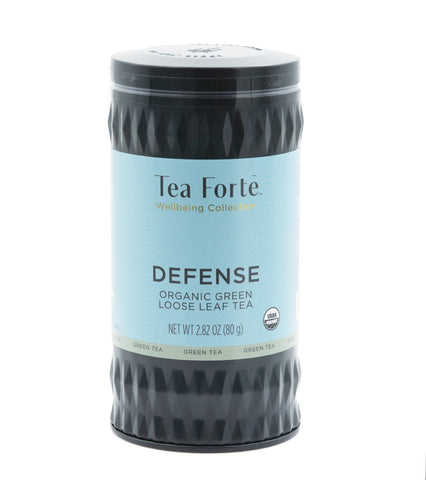 Tea Forte Wellbeing Defense Loose Tea Canister
