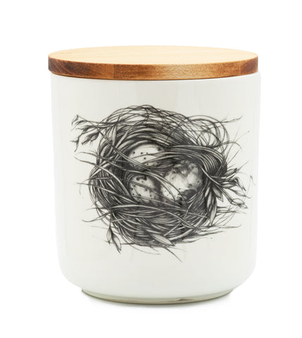 Quail Nest Cannister