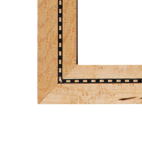 Maple Marquetry Picture Frames