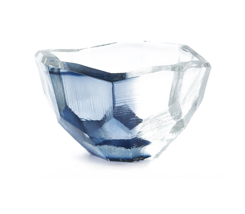 Crystal-Cut Large Bowl - Royal