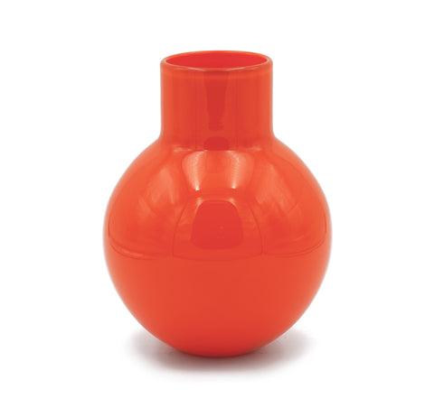 Calyx Bouquet Vase in Orange