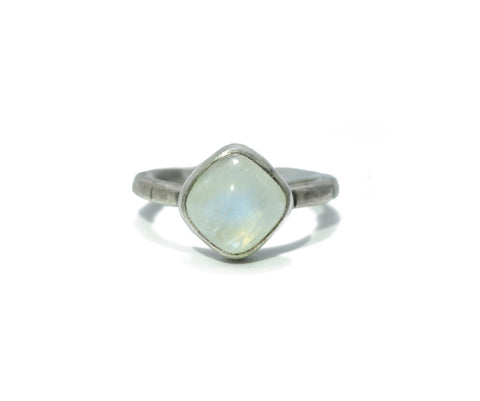 Jodi Rae Mini Rainbow Moonstone Ring