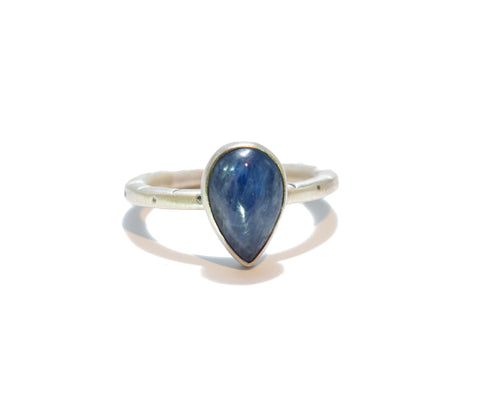 Jodi Rae Kyanite Teardrop Ring