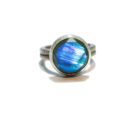 Jodi Rae Labradorite Mood Ring