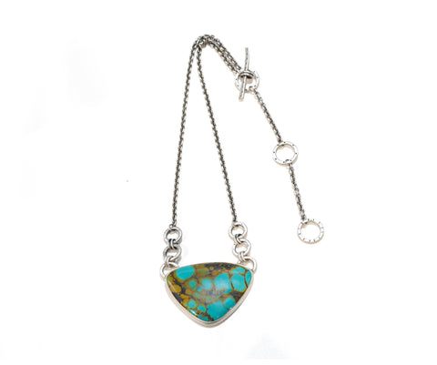 Jodi Rae *One of a Kind* Chinese Turquoise Necklace