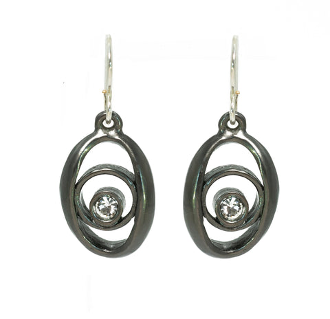 Rook & Crow Spinner Earring