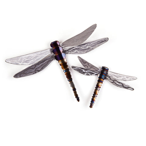 Dragonflies for the Wall - Large