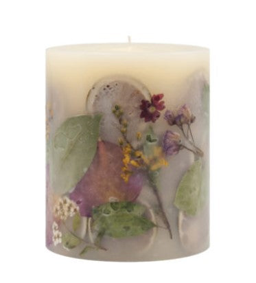 Rosy Rings Lemon and Lychee Candle