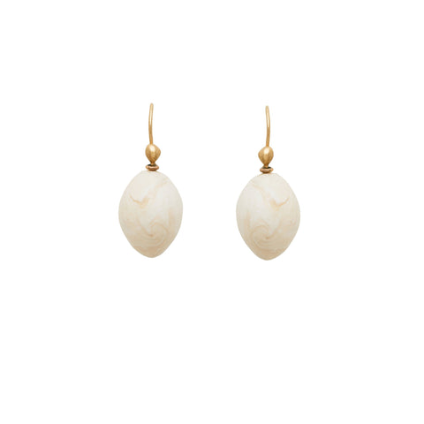 Julie Cohn Avorio Clay Egg Earring