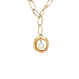 Julie Cohn Greco Aura Pearl Necklace