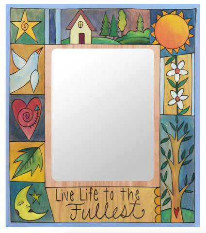 "Sincerely, Sticks ""Grandma Rosser"" Picture Frame"