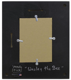"Sincerely, Sticks ""Wesley the Bee"" Picture Frame"