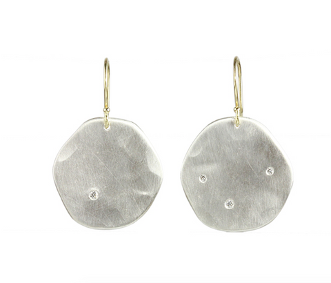 Sarah McGuire Ursa Major Diamond Earrings
