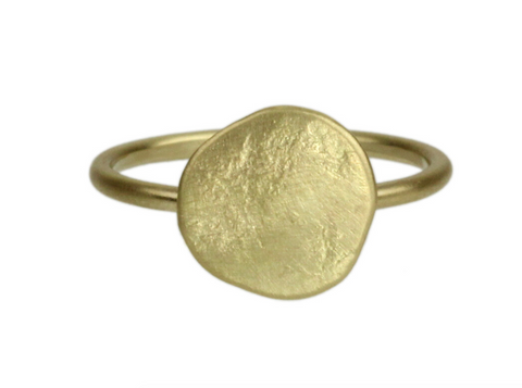 Sarah McGuire Small Relic Ring
