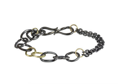 Sarah McGuire Wrought Links Bracelet