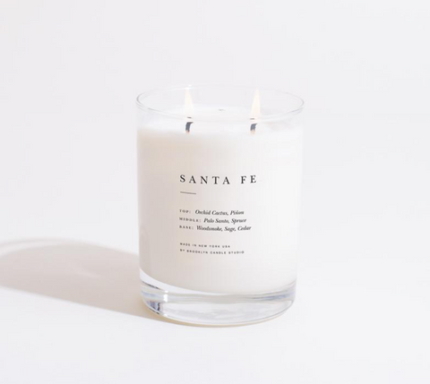 Brooklyn Candle Studio - Escapist Collection - Santa Fe