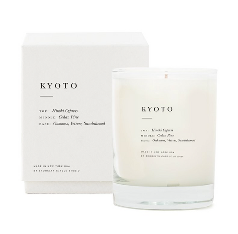 Brooklyn Candle Studio - Escapist Collection - Kyoto