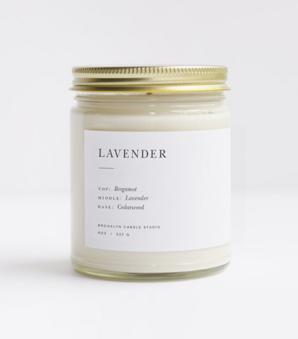 Brooklyn Candle Studio - Minimalist Collection - Lavender