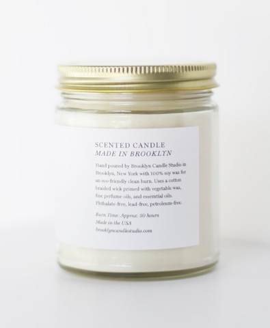 Brooklyn Candle Studio - Minimalist Collection - Japanese Citrus