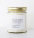 Brooklyn Candle Studio - Minimalist Collection - Santal