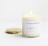 Brooklyn Candle Studio - Minimalist Collection - Sunday Morning