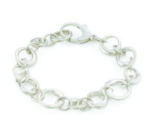 Philippa Roberts Silver Rings Bracelet
