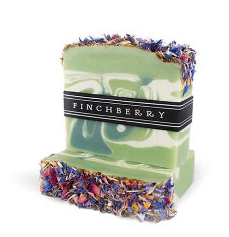 Finchberry Mint Condition Vegan Soap