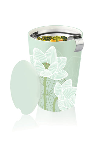 Tea Forte Lotus Tea Infuser Cup