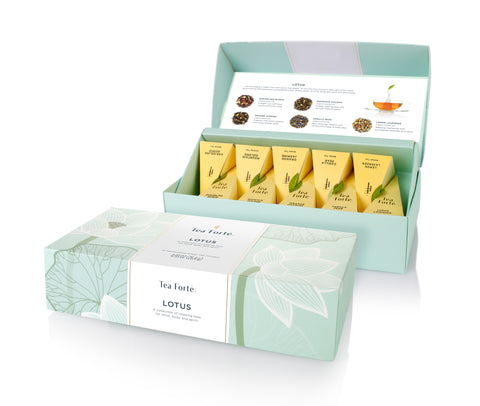Tea Forte Lotus Tea Assortment