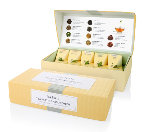 Tea Forte' Classic Tasting Assortment